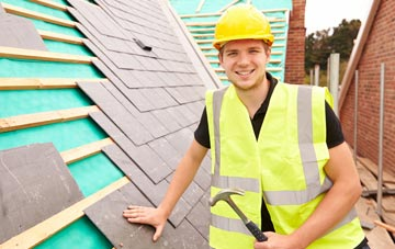 find trusted Hogganfield roofers in Glasgow City
