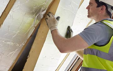 Hogganfield loft insulation