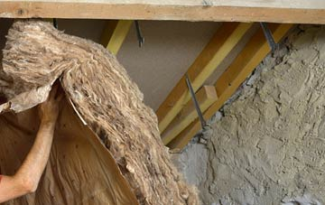 Hogganfield pitched roof insulation costs